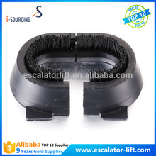 escalator spare parts handrail exit-inlet guard for high standard