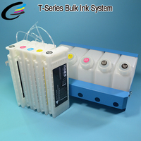 T7081 - T7085 Continuous Ink Supply System for Epson SureColor T7080 T5080 T3080 CISS with Auto Reset Chip