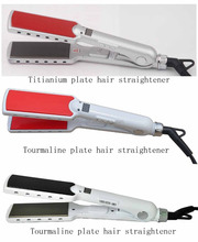 Professional Hair Straightener 3D Floating Plate Hair Flat Iron