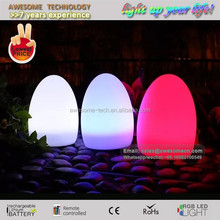 fashion color changing led gift for table lighting decor