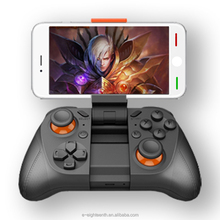New BT mobile gamepad apply to Android for iPhone PS4 gamepad