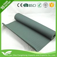 high density prana yoga mat Plastic thick yoga mats yoga mat eco made in China factory price
