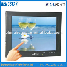 22 inch Wall Mount TFT LCD Industrial Touch Screen Monitor
