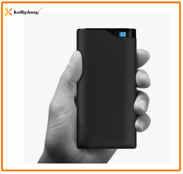 2017 Hot Sale Rechargeable Power Bank With Lcd Battery Power Supply