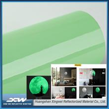 XW10-32 270 micron thickness glow in the dark material