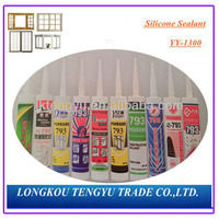 High quality competitive price concrete silicone sealant