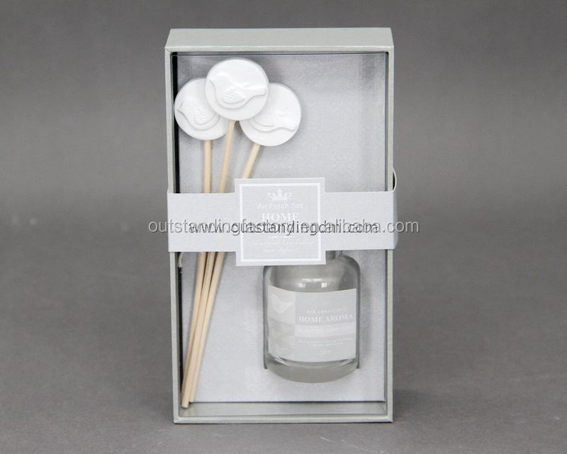 Best gift for mother's day mini ceramic reeds diffuser gift set