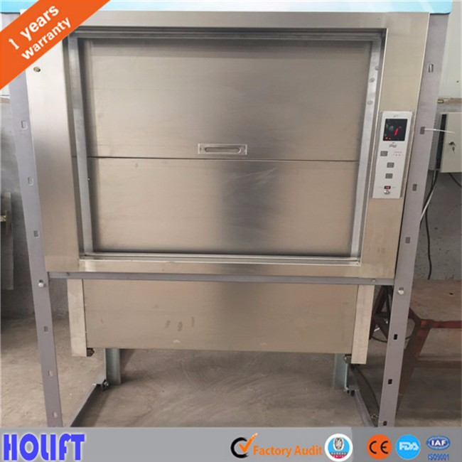 Factory price 100kg,200kg,500kg dumb waiter With Good Quality