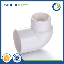 Top supplier reducer elbow All sizes available plastic pvc pipe reducing 90 deg elbow