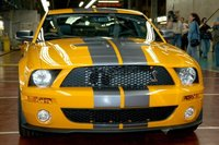 2007 Ford Shelby Gt500 Mustang Car