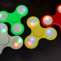 Ressan Hot Fidget Led Spinner Hand
