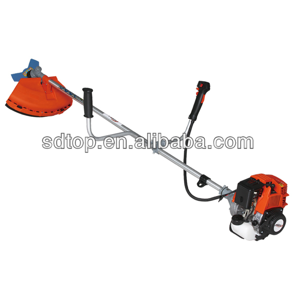 4-stroke gasoline bush cutting machines with blade