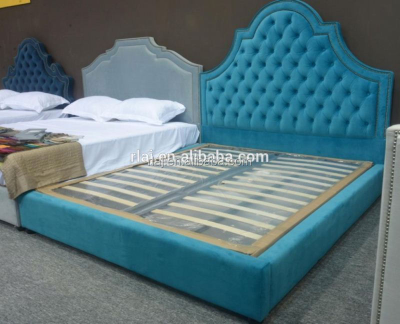 Custom made metal bed frame in ciff buy bed frame metal for Custom made bed frame