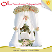 Cheap wedding backdrop manufacturer used pipe and drape for sale