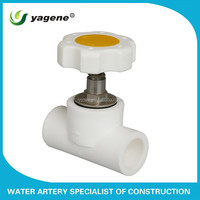 High Quality Professional PPR Pipe Fittings Stop Valve for Water