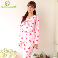 Guangdong soft material custom womens plus size sleepwear