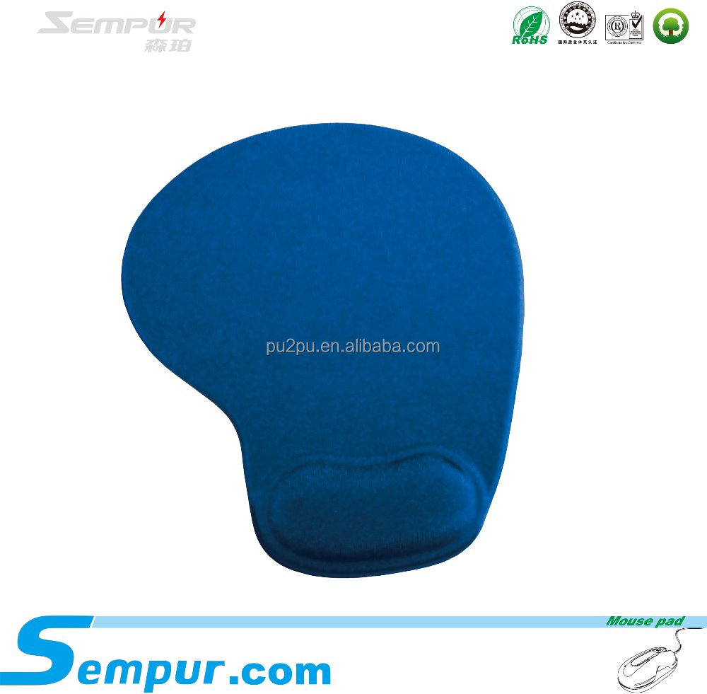 High Quality Durable Mouse Pad Thin Comfort Wrist Mat Mice Pad For Optical/Trackball Mouse