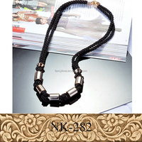Fancylove Hip Hop Personality CCB Necklace