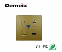 in wall wireless 802.11n AP 3g router hotel wall router