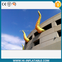 Customized party decoration supplies inflatable tentacle No. 002 for event decoration