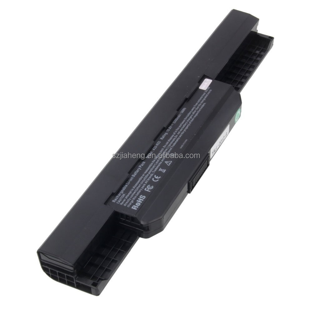 Wholesale Li-ion battery pack a32-k53 A42-K53 K53B K53E K53F K53J K53S K53S E K53U for Asus computer laptop battery