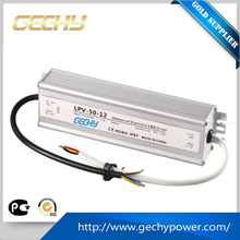 Hot sale led driver 220v ac to 12/24v dc waterproof 50w 24v power supply for lighting