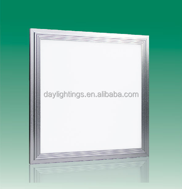 AC85-265V Recessed Aluminum frame slim led panel 600x600 with SMD5630 led chip