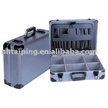 Top Performance Aluminum Professional Grooming heavy duty Tool Case