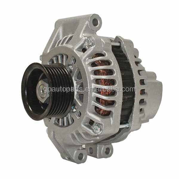 Motorcycle Alternator
