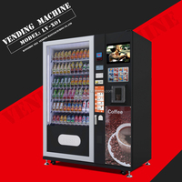 Energy Saving Equipment Combo Vending Machine