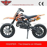 Popular Model Cheap 49cc Mini Dirt Bike 2 Stroke for Kids with CE (DB701)