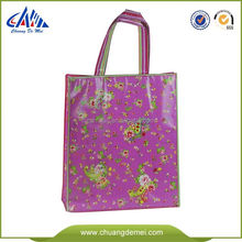 2014 New Design Luxury Wholesale Fold Up Reusable Shopping Bags