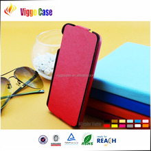 New 2014 product hot selling ultra thin slim flip leather case for lg p970 cover