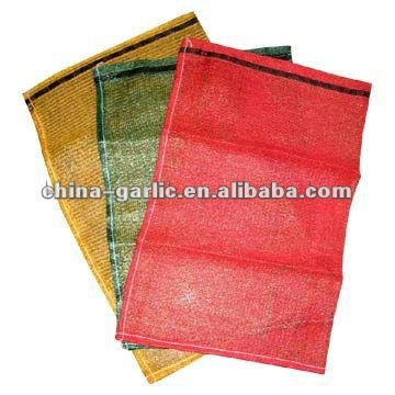 L Type with Draw String Mesh Bag for Vegatable Package