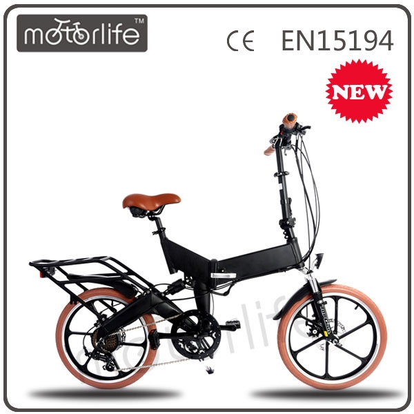 MOTORLIFE/OEM 2015 new style 36V 250W 20inch folding electric bike