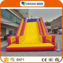 Top grade wedding inflatable slide classical all-bloom inflatable slides
