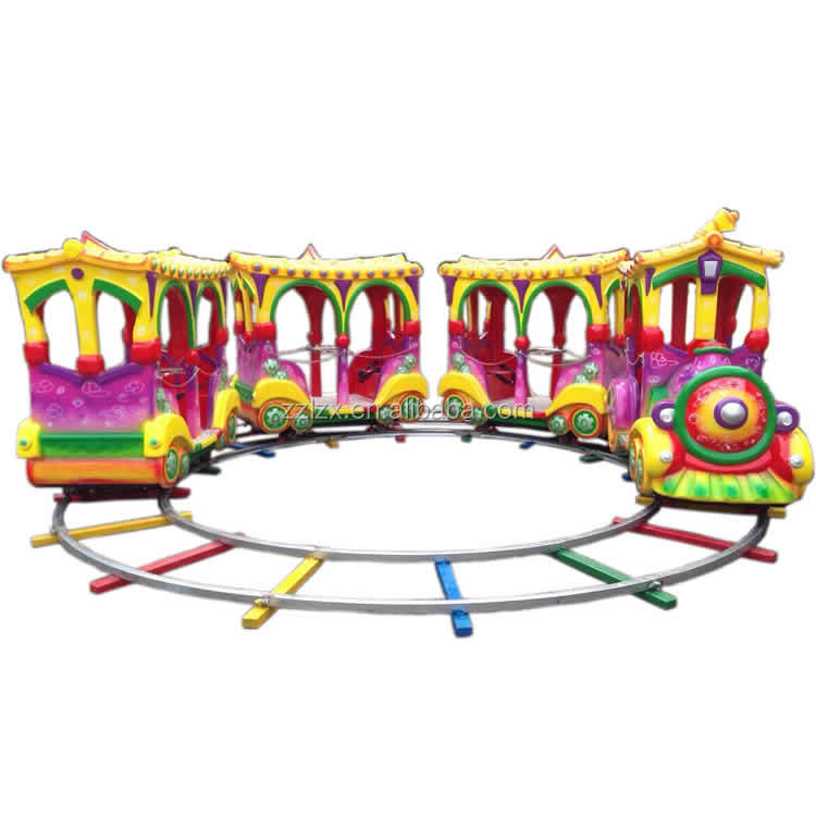 Cheap price mini train thomas cartoon train for amusement park