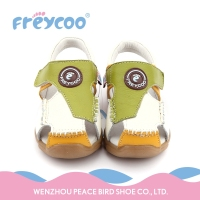 Latest Fashion Soft Sole Green Baby
