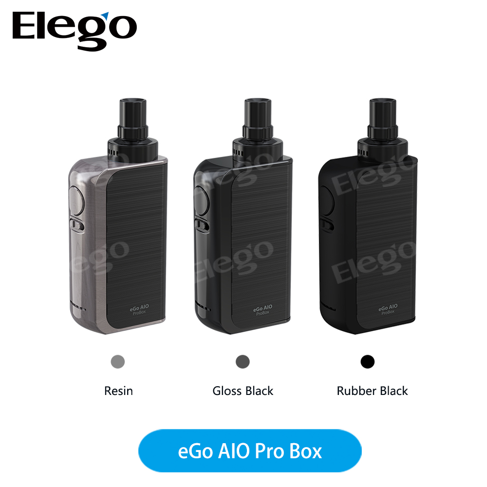 100% Original Wholesale Joyetech eGo AIO ProBox Kit, 2ml Joye eGo AIO ProBox Kit, 2100mAh eGo AIO ProBox e cigarette