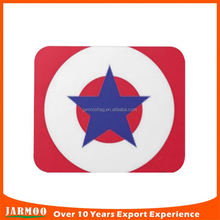 Free design Quality Silicone rubber mouse pad