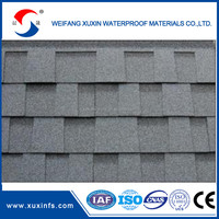 slop roof asphalt roof shingles low cost