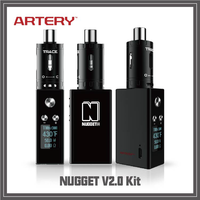 2016 New Arrival Artery Vapor Disposable Ecig Nugget V2