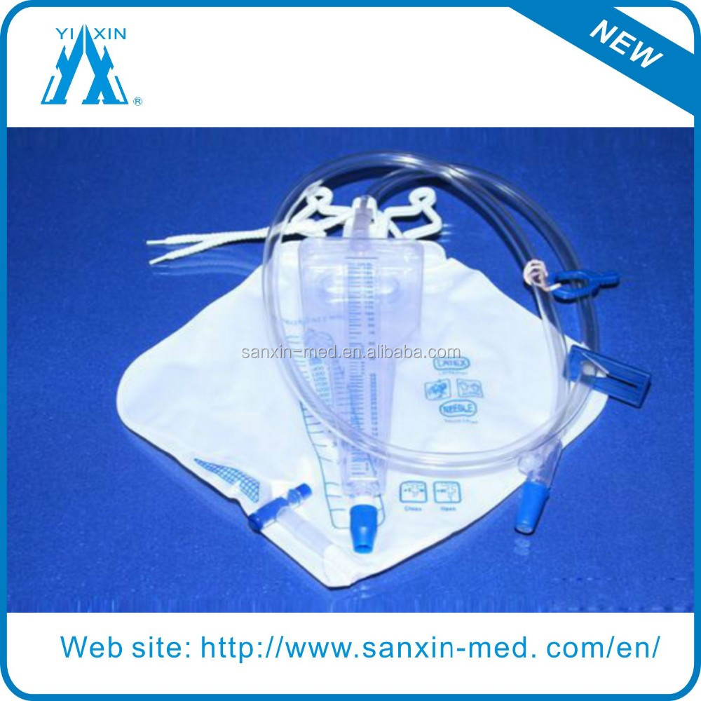 1500ml Urine Meter with Drainage Bag