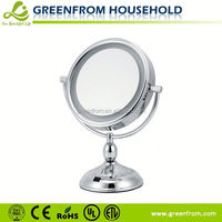 Double sided high-end LED mirror control switch