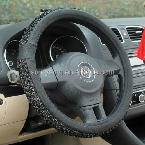 CX1504 Channel CAR STEERING WHEEL COVER