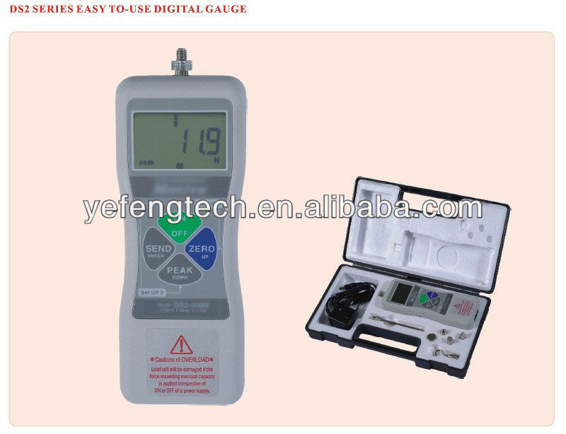 push pull force gauge