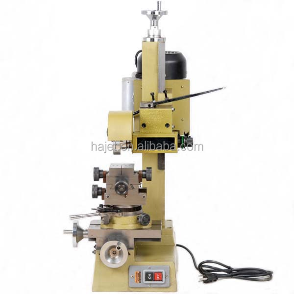 220V 250W HAJET Gemstone Faceting Machine Diamond Cutting and Faceting Machine
