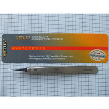 professional manufacturing Esd259 lighted Anti-static tweezers