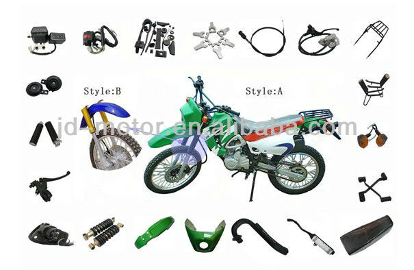 super quality motorcycle parts for Zongshen