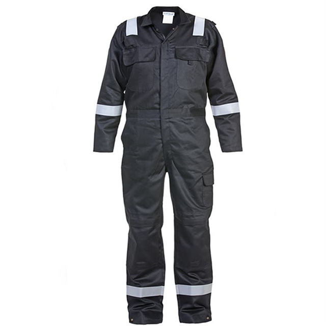 100%Cotton Fire Retardant PPE Safety Workwear Manufacturer